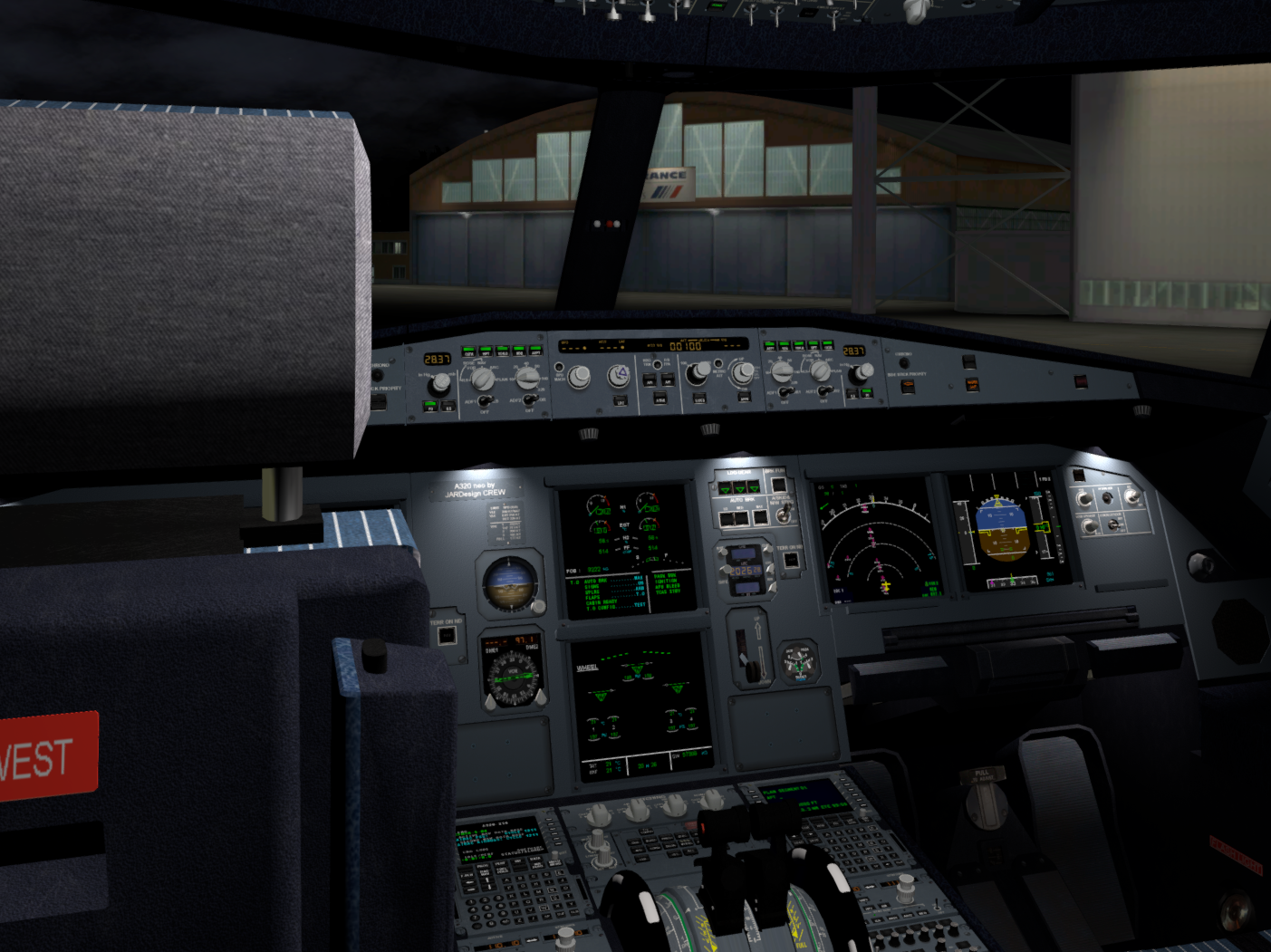 X-PLANE 10 JARDESIGN AIRBUS A320NEO V2 2R2 - FLIGHT  XTREME  AVIATION
